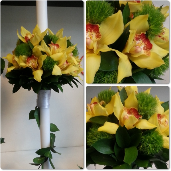 lumanare-botez-orhidee-cymbidium